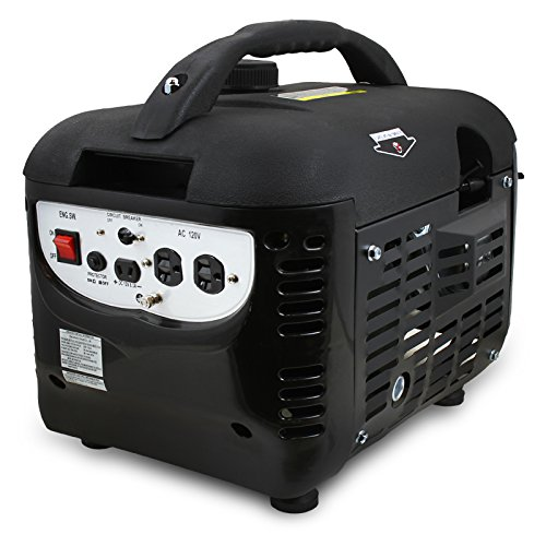 xtremepoweus  watts gas portable generator rv electrical system