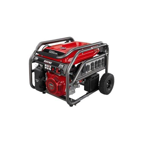 Black Max 7000 8750 Watt Portable Generator Bm907000